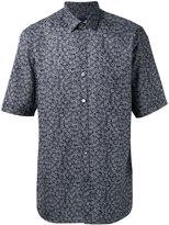 Lanvin paisley print short sleeve shirt