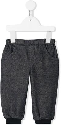 Bonpoint elasticated waist trousers