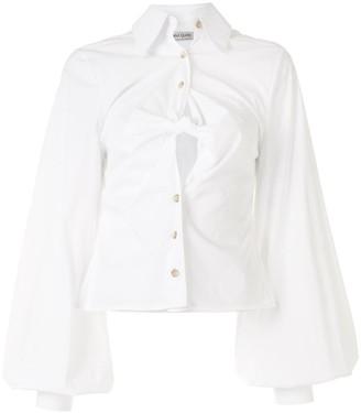 Anna Quan Spencer bell sleeve shirt