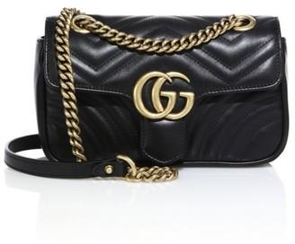 Gucci GG Marmont Matelasse Mini Bag