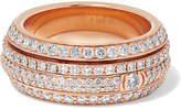 Piaget Possession 18-karat Rose Gold Diamond Ring