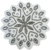 St. Nicholas Square® Beaded Snowflake Placemat