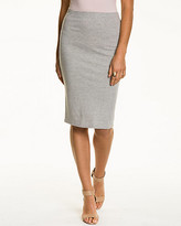Le Château Jersey Pencil Skirt