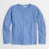 J.Crew Factory Boys' long-sleeve slub T-shirt