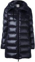 Moncler 'Suyen' padded coat - women - Feather Down/Polyamide - 1