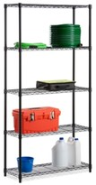 "Honey-Can-Do 5 Tier 72"" Storage Shelf"