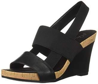 Aerosoles A2 Women's Bone Plush Sandal