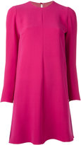 Valentino A-line dress - women - Silk/Polyamide/Spandex/Elastane - 40