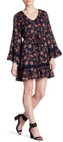 Collective Concepts Long Sleeve Swing Dress