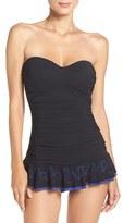Women's Profile By Gottex Enchantment Bandeau Swim Dress