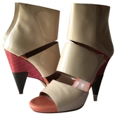 Chloé Patent leather sandal