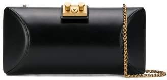 Rodo rectangular shaped clutch