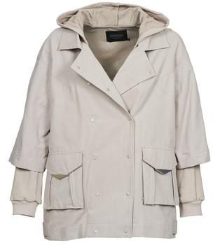 Eleven Paris NOLINDA women's Jacket in Grey