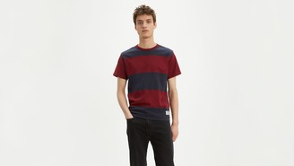 Levi's Mighty Made Pieced Tee Shirt