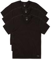Calvin Klein Underwear Men's Slim Fit V-Neck T-Shirt (3 PK)