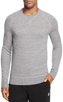 The Men's Store at Bloomingdale's Merino Wool French Terry Crewneck Sweater