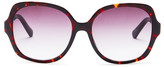 Kenneth Cole Reaction Women's Injected Acetate Sunglasses