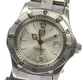 Tag Heuer Diving Watch WK1312-0 Stainless Steel 29mm Womens Watch