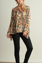 Umgee USA Meadow Of Bliss Blouse