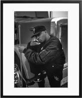 Sonic Editions Chuck D in Charlotte (Framed)
