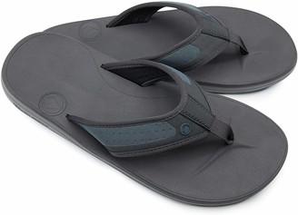 Volcom Men's Ventilator Breathable MESH Strap Sandal FLIP Flop