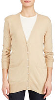 Lauren Ralph Lauren Cotton-Blend Cardigan