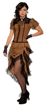 BuySeasons BuySeason Women's Last Dance Saloon Girl Costume
