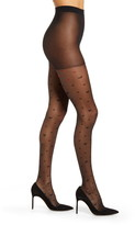 Pretty Polly Sheer Heart Tights