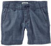 Osh Kosh Toddler Girl Chambray Shorts