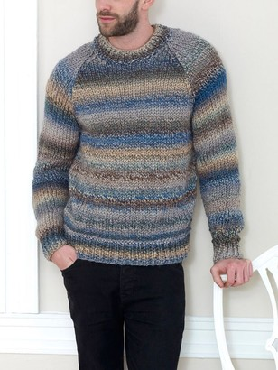 King Cole Explorer Jumper Knitting Pattern, 5462