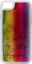 Marc Jacobs Multicolor Glitter Rainbow Iphone 7 Case