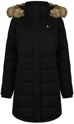 Jack Wills Brampton Longline Coat