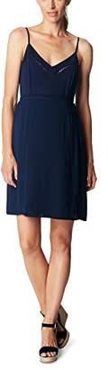 Esprit Women's R84287 Maternity Dress, (Night Blue 486), 6