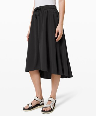 Lululemon Time to Flounce Skirt