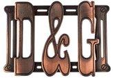 Dolce & Gabbana Logo Belt Buckle