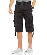Request Jonah Belted Cargo Shorts