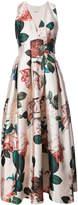 Sachin + Babi Rubie floral-print gown