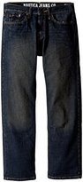 Nautica Men's Relaxed Cross Hatch Jean
