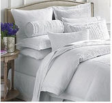 Martha Stewart Trousseau Collection Bedskirt Colette King (white) $160