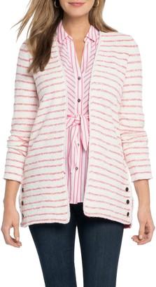 Nic+Zoe Atlas Stripe Jacket