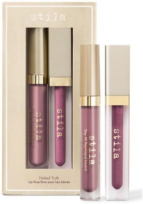 Stila Naked Truth 2-Piece Lip Color Set