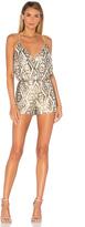 Saylor Shellie Embellished Romper