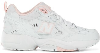 New Balance 608v1 Lace-Up Sneakers