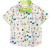 Infant Boy's Rosie Pope School Pendant Dress Shirt
