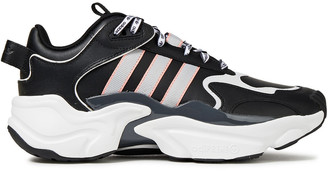 adidas Magmur Runner Striped Leather Sneakers