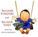 Harcourt Publishers Ten Little Fingers & Ten Little Toes (Board Book)