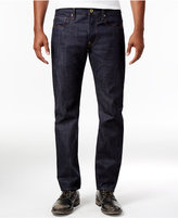 G Star Men's Darkwash Straight-Leg Jeans