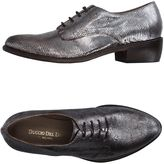 Duccio Del Duca Lace-up shoes