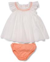 Chloé Baby Girls Shirt & Bloomer