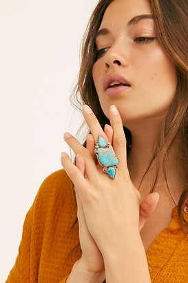 Free People Santa Fe Stone Ring by Ayana Designs at
